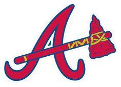 Alternate Atlanta Braves logo
