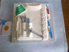 24 Best Dental Themed Food Images Dental Cake Dentist