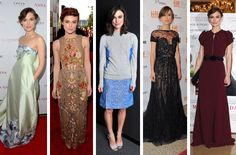 The 20 Most Stylish Ladies of 2012: Keira Knightley  Let's be honest: Keira Knightley could wear a burlap sack and still look amazing. Luckily, though, she has great taste in clothes, listing Chanel, Erdem, and Valentino among her favorite designers.