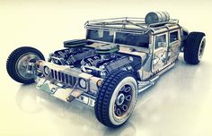 HummRod Humvee Hot Rod