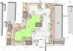 Works / 釜石大町広場 - オンサイト計画設計事務所 Landscape Design, It Works, Floor Plans, Studio, Website, Park, Landscape Designs, Studios, Parks