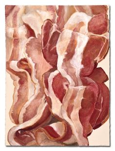 Mike Geno, #3 Bacon Composition