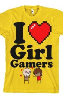 Swoozie Shirt Gamer Girl