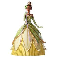 Disney Showcase Tiana Masquerade Figurine,