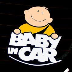 YOULZ 율즈ㅣ율스 아이가 타고 있어요 스티커 - B타입 YOULZ Baby on board Sticker B-Type #베이비인카 #초보운전 #블랙박스스티커 #babyonboard #아이가타고있어요 #아기가타고있어요 #초보운전스티커 #자동차스티커 #주유구스티커 #babyincarsticker #cardecal #carstickers
