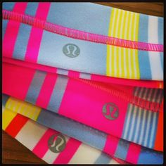 Multi Groovy Stripe headbands