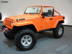 Jeep Rubicon i will have one of these before i die.