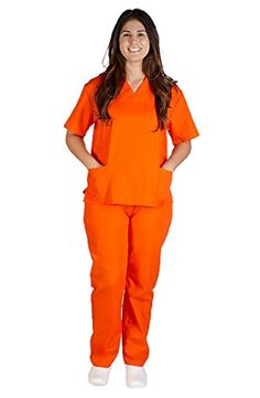 NATURAL UNIFORMS Women's Scrub Set Medical Scrub Top and ... https://www.amazon.com/dp/B00ODC64SS/ref=cm_sw_r_pi_dp_x_3QmNyb3SDH13C