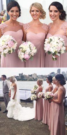 2016 bridesmaid dresses, long bridesmaid dresses, blush pink bridesmaid dresses, cheap bridesmaid dress under 100, fall wedding dresses