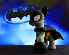 Batpony Custom by Amandkyo-Su