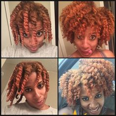 @aspired_xx Same day,, different lighting!! Day one twist out! ➰➰➰ #hair2mesmerize #naturalhair #healthyhair