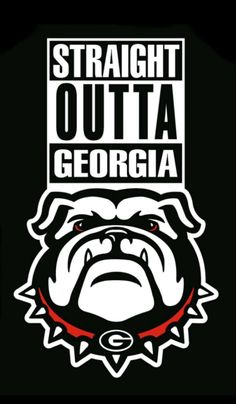 Straight Outta Georgia!
