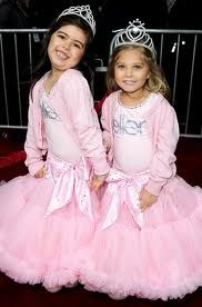 "Sophia Grace and Rosie!!<3    ""If I had a planet of my own I'd call it Pink Planet and the only people that would be allowed in it is if they wear PINK!"" ~~~~Sophia Grace"