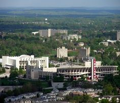 Overlooking Indiana University, Bloomington, IN where I lived while doing my undergraduate degree in Music. Bloomington Indiana, Home Again, Indiana University, College Campus, Alma Mater, Colleges, Seattle Skyline, Virginia, Places To Visit