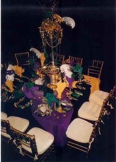 Mardi Gras Wedding Inspiration: 4 Fun Ideas