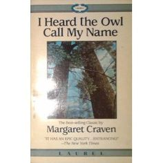 The book that is responsible for turning me into both a reader and an animal 'reader' too. I Heard the Owl Call My Name Was then followed By the next great novel written about animals...