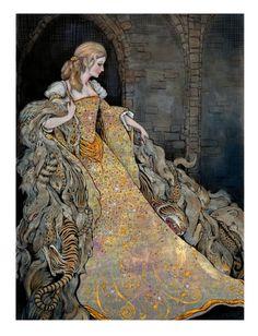 Self-Indulgent Fairy Tale Blog