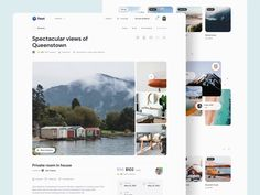 Fleet – Travel Shopping UI Kit - 4 by Tran Mau Tri Tam ✪ Directory Design, Ui Design Inspiration, Job Opening, Ui Kit, Freelance Designer, Car Rental, User Interface, Portfolio Design, Maui