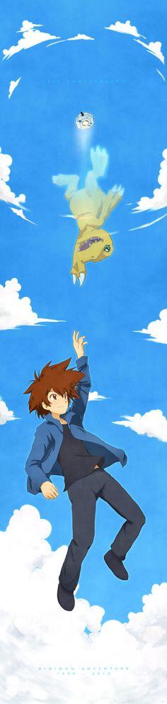 Digimon Adventure Memorial by RW09.deviantart.com on @deviantART