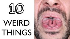 TOP 10 WEIRD & STRANGE FACTS YOU NEVER KNEW ABOUT ME   Cheap Laughs ep. 76