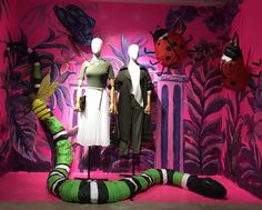 """COHIM FASHION TRAINING ORGANISATION, Beijing, China, """"Envy... Like the worm, is always attracted to the fairest apple"""", photo by Perry Dong, pinned by Ton van der Veer"""