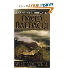 Very different from Baldacci's typical books, but a great read.