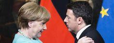 Banche italiane, Angela Merkel usa il bastone e la carota - http://bambinoides.com/banche-italiane-angela-merkel-usa-il-bastone-e-la-carota/