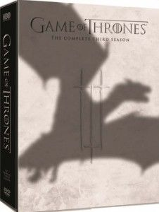 blu-ray game of thrones saison 3