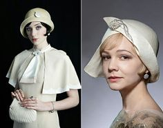 The Great Gatsby fashion...GOD THOSE HATS!!! LUV!!!!