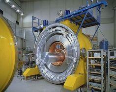 Antenna gravitazionale AURIGA ai laboratori di fisica nucleare INFN di Legnaro