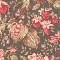 Manufacturer:MODA  Fabric Line:Papillon
