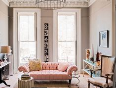 i love this elegant and eclectic vintage-modern inspired home in brooklyn, owned by interiors stylist and antiques buyer hilary robertson and her husband alastair mc cowan, chief executive at chesney's. living etc magazine, issue 2013