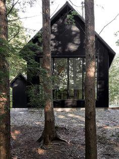Exterior | Grand Pic Chalet by Appareil Architecture | est living