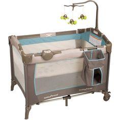 Baby Trend Nursery Center Playard, Scooter