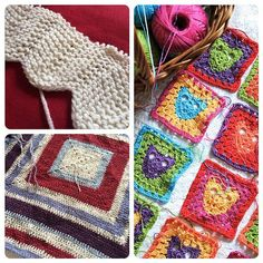 Making blankets for the baby, up on the blog today http://www.vickibrowndesigns.com/2014/05/baby-blankets.html #makeitsewcial #crochet #knitting | Flickr - Photo Sharing!