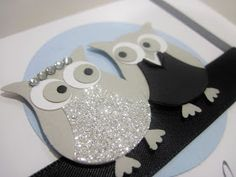 Krafting Kreations: Bride and Groom Owls