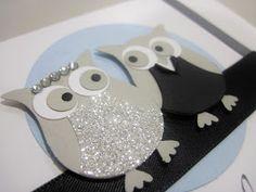 Krafting Kreations: Bride and Groom Owls