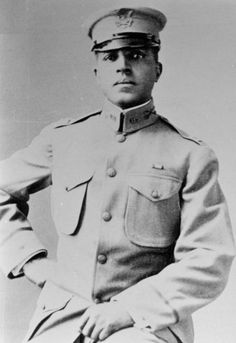 COL. CHARLES YOUNG ~ The first African American to attain the rank of Lieutenant Colonel.    1. Colonel Charles Yong graduated from his high school in Ripley, Ohio at the top of his class at the young age of 16. After graduation, Charles became a teacher and went and taught at an all-black high school also located in Ripley. Later in his life he returned to his educator roots and taught Latin, Greek, French, Spanish and German as well as Military Science at Wilberforce University in Ohio.