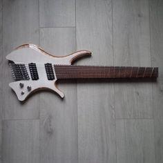 Skervesen Guitars Shoggie DC8