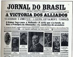 O Brasil foi o único país latino-americano que participou da Primeira Guerra Mundial.O Brasil na Primeira Guerra Mundial (1914-1918) tinha uma posição respaldada pela Convenção de Haia, mantendo-se inicialmente neutro, buscando não restringir os seus produtos exportados na época, principalmente o café.