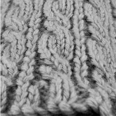 Is there a crochet equivalent to the knit cable stitch? - Yahoo