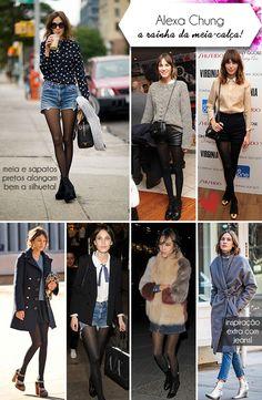 28 looks das musas de estilo para deixar seu inverno mais fashion! - Garotas Estúpidas - Garotas Estúpidas