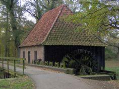 Noordmolen op landgoed Twickel, Delden ©Tubantia