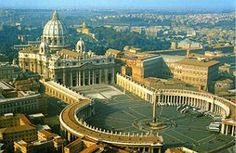 Vatican, a city that mesmerizes you in its magical beauty and takes your breath away
