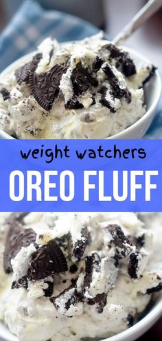 It only takes 4 simple ingredients to make this delicious Oreo Fluff dessert. 4 smart points per cup serving. Cool Whip Pudding Recipe Weight Watchers Source by Weight Watcher Desserts, Weight Watchers Snacks, Weight Watchers Puddings, Weight Watchers Meal Plans, Weight Watchers Fluff Recipe, Weight Watchers Smart Points, Fluff Desserts, Cool Whip Desserts, Ww Desserts