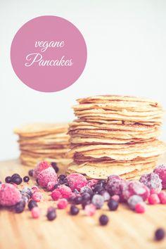 vegane Pancakes - Monstergraphie