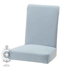 Ikea-henriksdal-silla-referencia-remvallen-azul-blanco