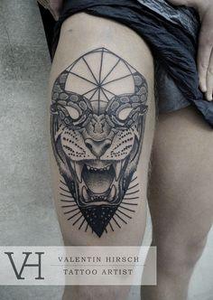 Tattoo Valentin Hirsch
