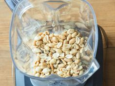 Erdnussbutter selber machen