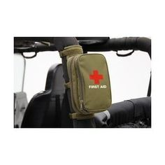 Jeep accessory first aid strap